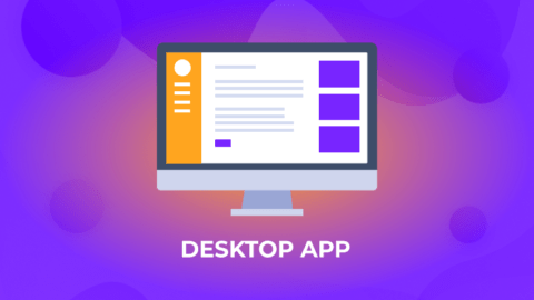 Desktop Application: Java vs JavaScript